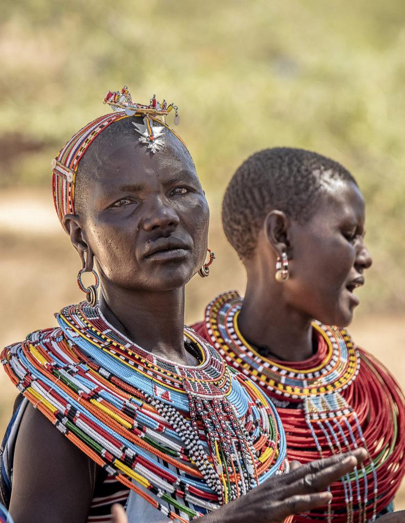 Samburu Women – Kenia