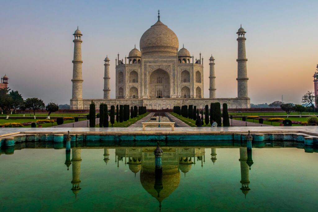 Taj Mahal – Indië