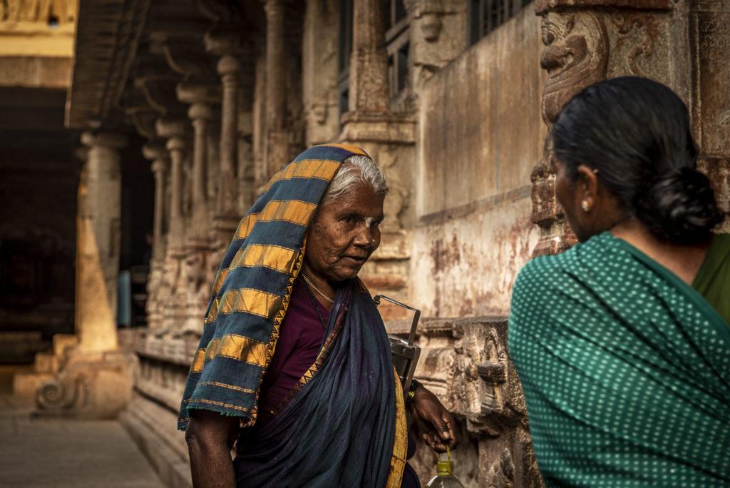 The conversation – India