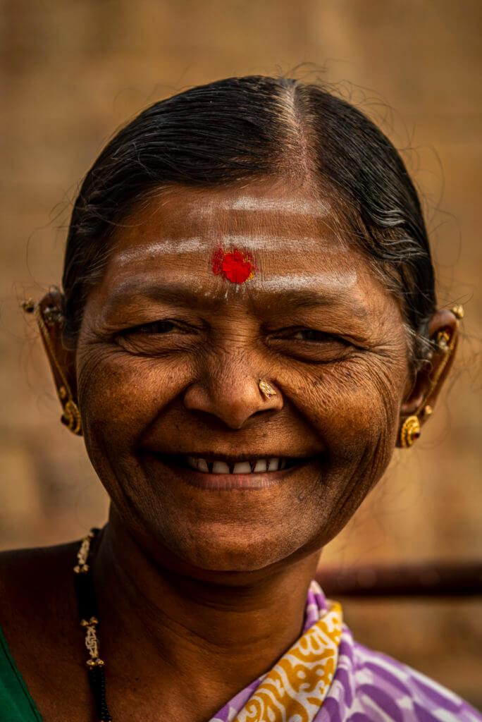 Vendors smile – Sri Lanka