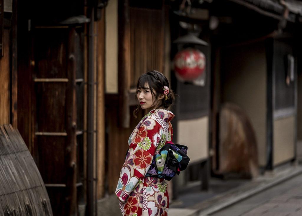 The look – Japan