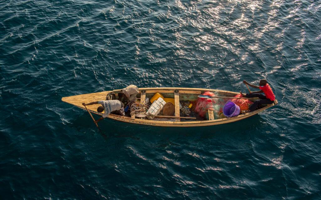 Little boat – Uganda