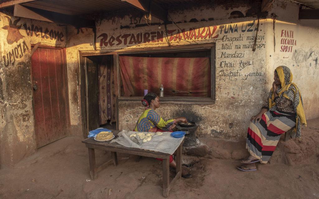 Refugee restaurant – Malawi
