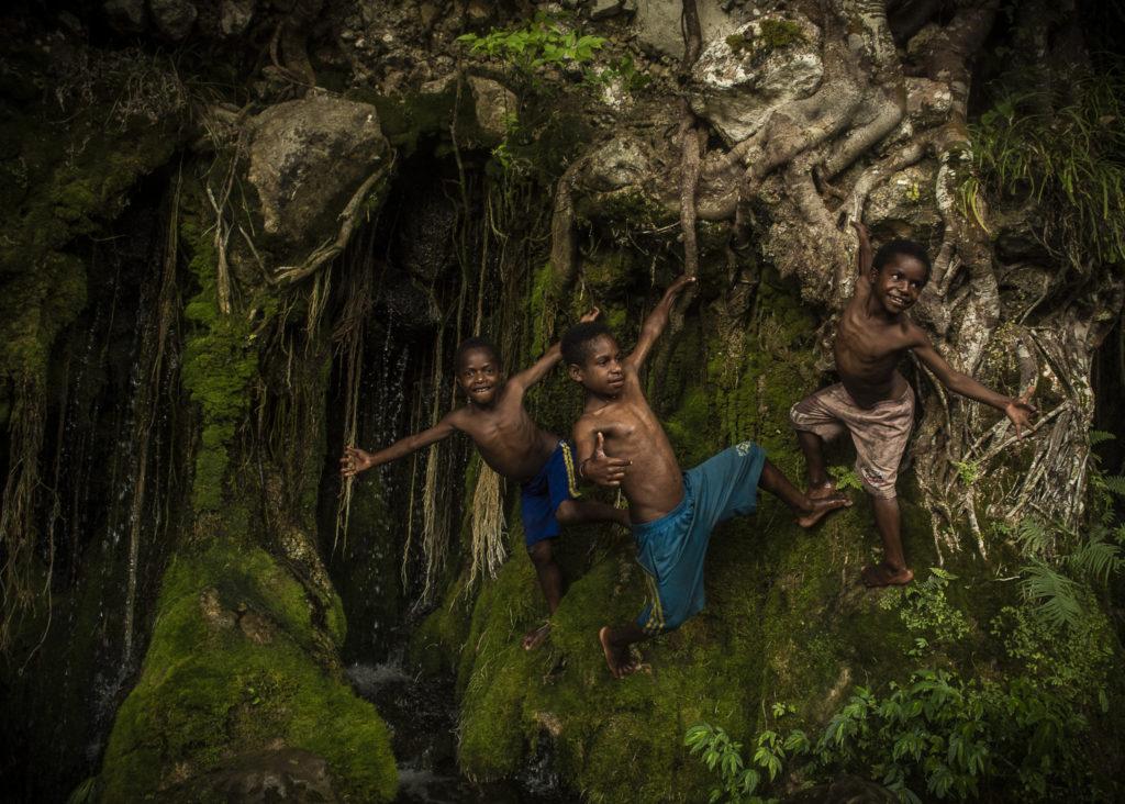 Hangin on – Indo Papua