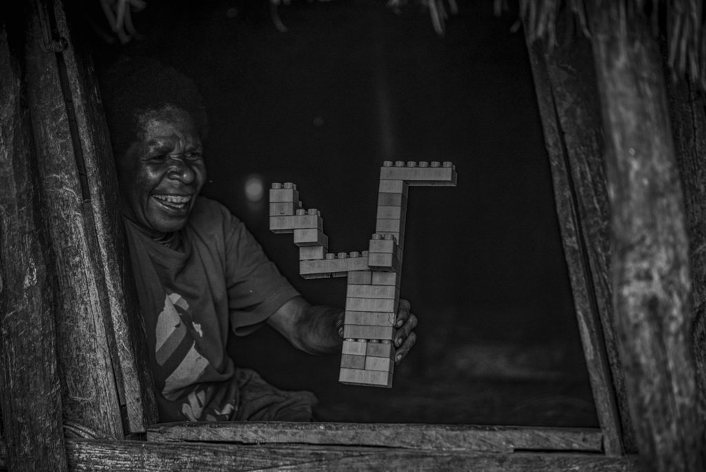 Duplo in the tribes – Indo Papua