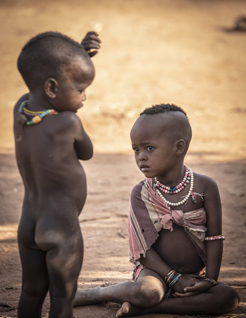 Brother and sister – Ethiopia
