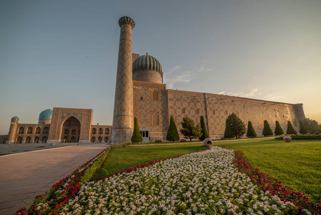 Registan – Uzbekistan