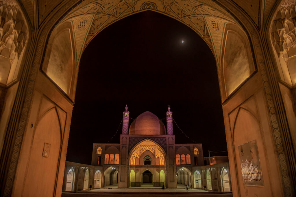 Kashan mosque – Iran