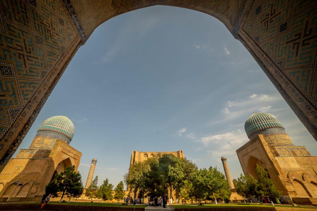 Bibi-Khanym mosque – Uzbekistan