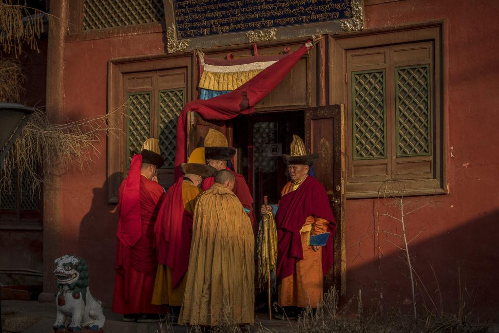 Early gathering – Mongolia