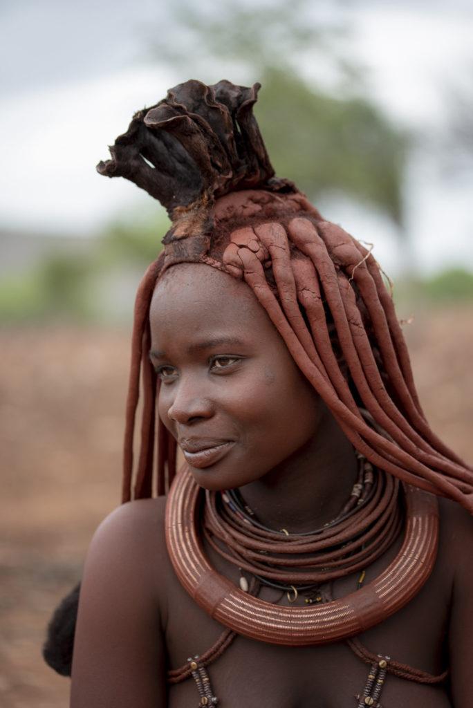 Himba woman – Namibia