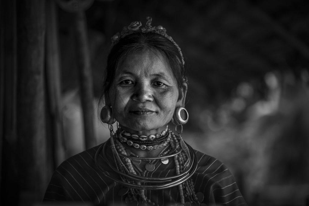 Kayaw woman – Thailand