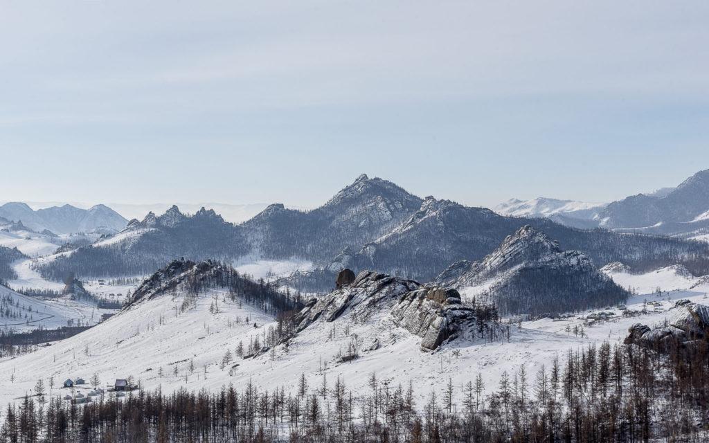 Gorkhi Terelji NP – Mongolia