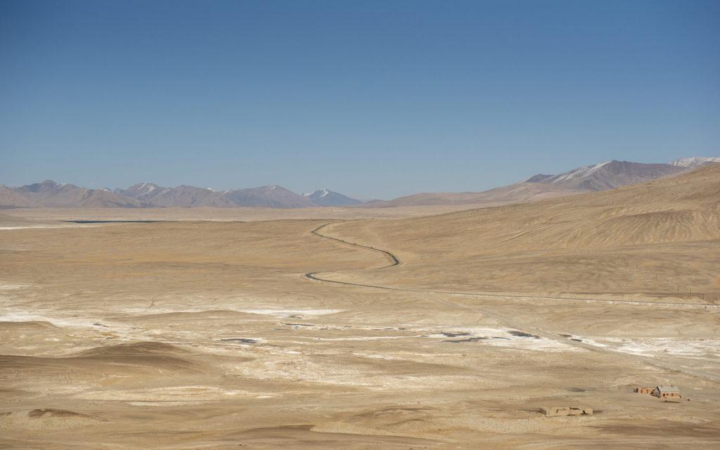 Lonely house – Tadjikistan