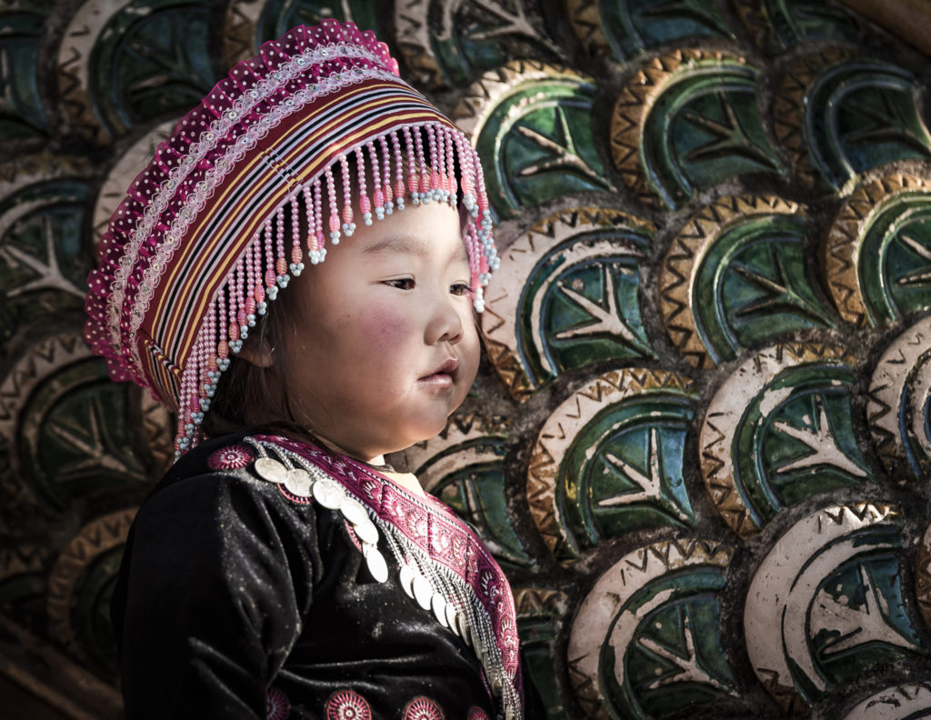 Traditional child – Thailand