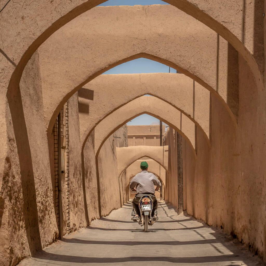 streets of – Iran