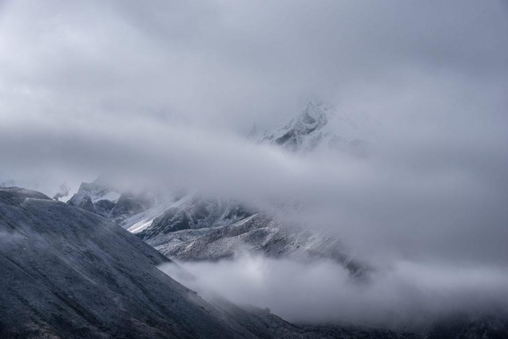 Mountain mist – China