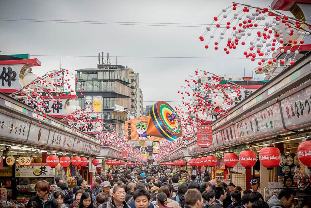 Mass people – Japan