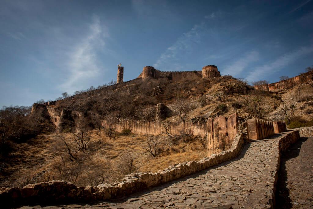 Nahargarth Fort – Indië