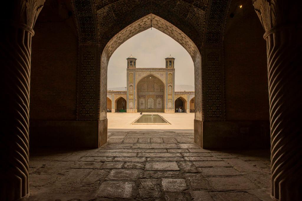Mosque Gate – Iran