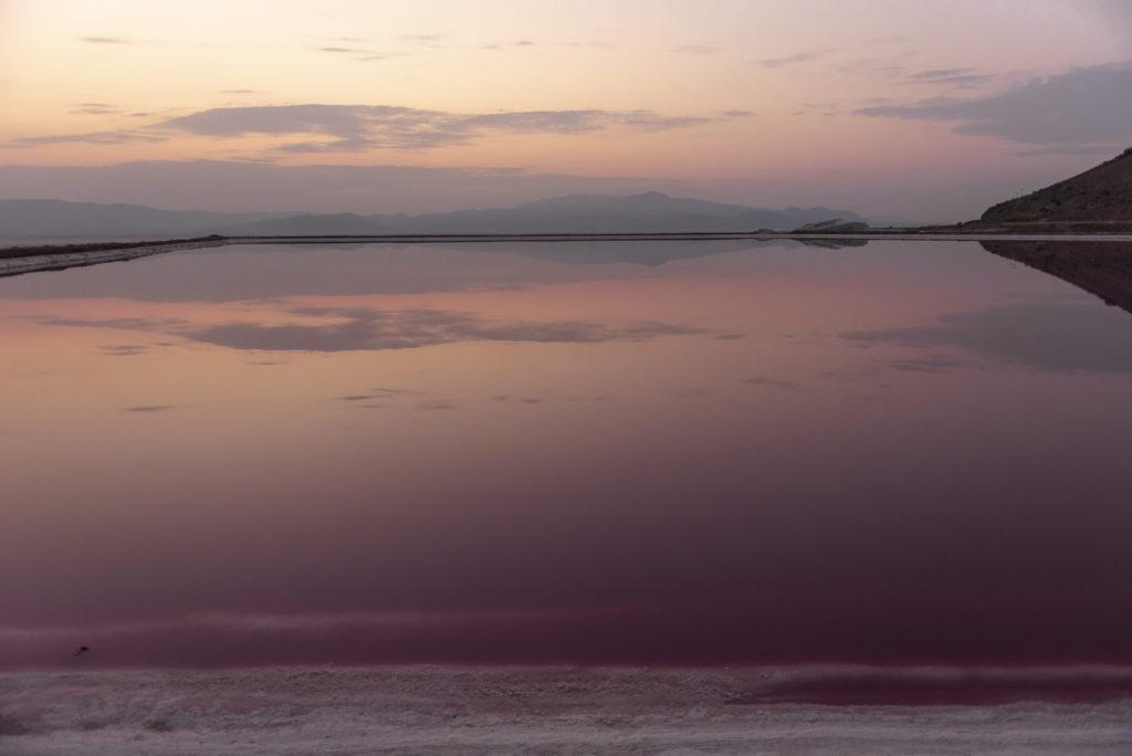 Pink Saltlake – Iran
