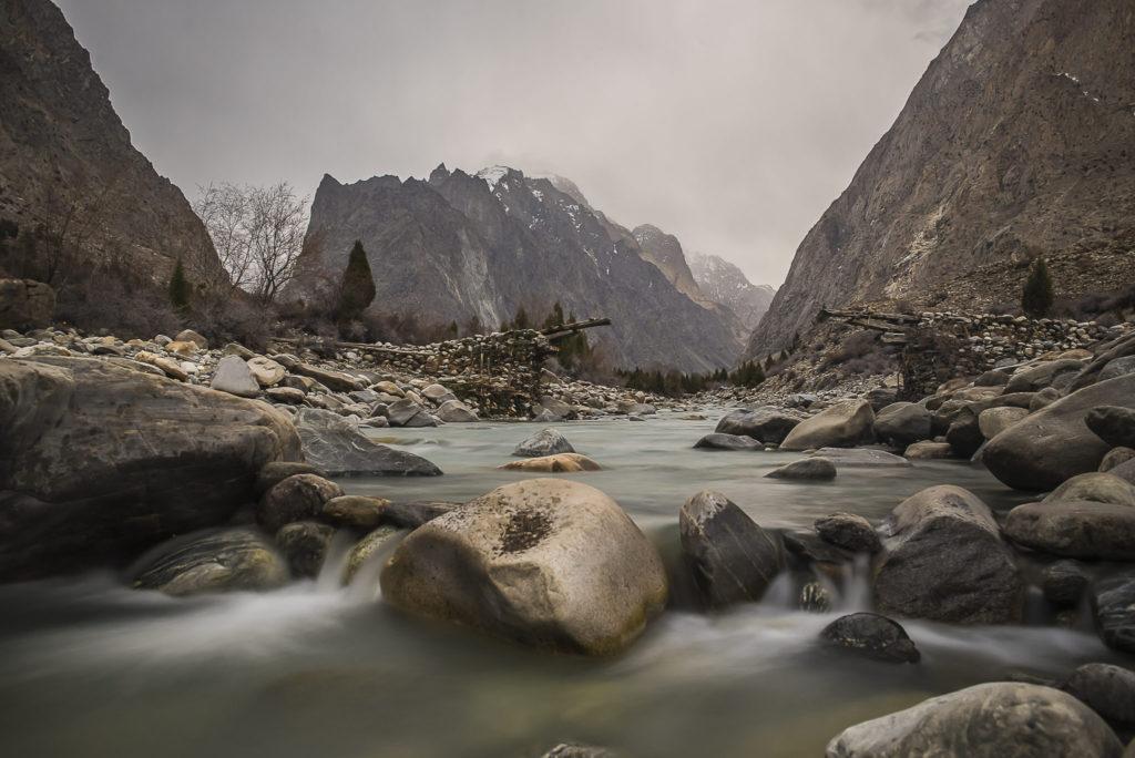 Slow river – Pakistan