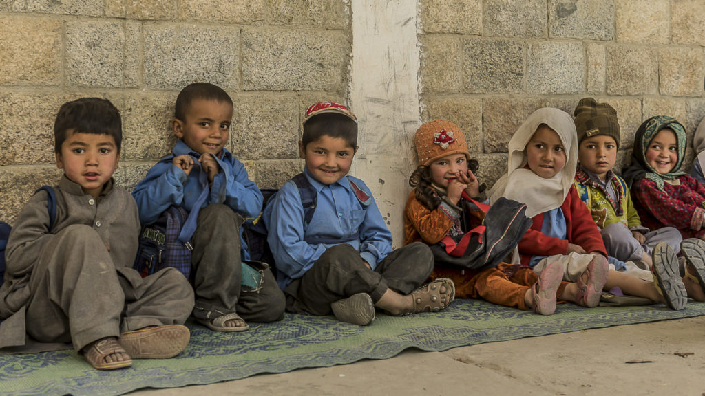 Schoolkids – Pakistan