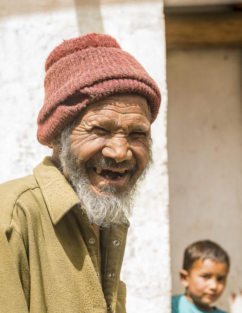 Local man – Pakistan