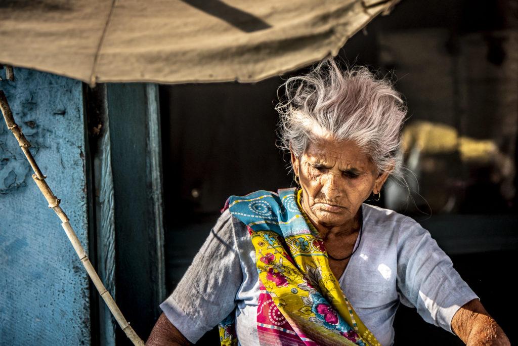 Local woman – India